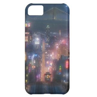 Big Hero 6 Night Sky iPhone 5C Cases