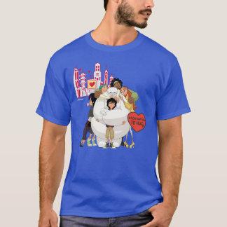 Big Hero 6 | Programmed to Hug Valentine T-Shirt