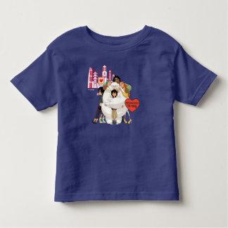 Big Hero 6 | Programmed to Hug Valentine Toddler T-shirt