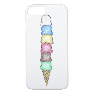 Big Ice Cream Cone Phone Case