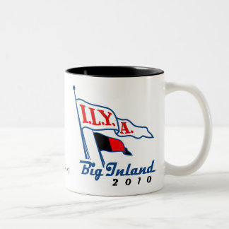 Big Inland 2010 Burgee dirty old sailor mug