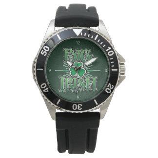 Big Irish Wrist Watches