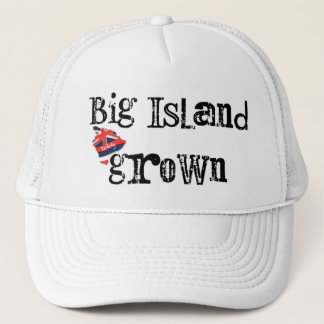 Big Island Grown Trucker Hat