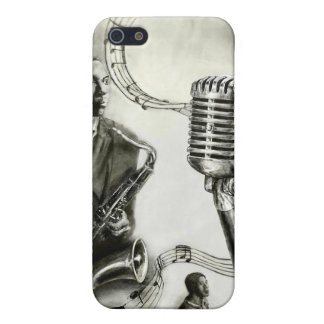 Big Jazz iPhone 5/5S Cases
