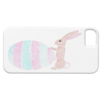 Big Job For A Little Bunny iPhone 5 Covers