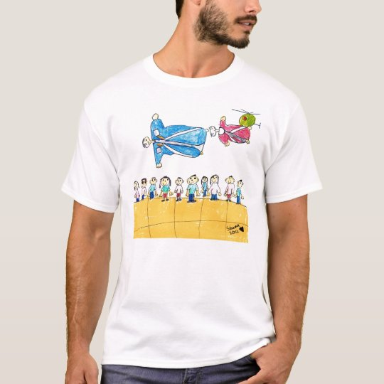 Big Jump Official TShirt