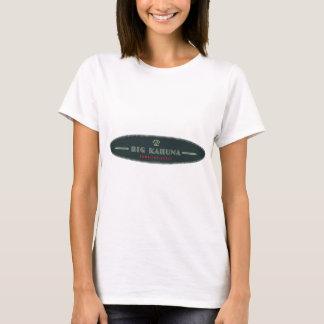 Big Kahuna Straight HI Style Board Outline T-Shirt
