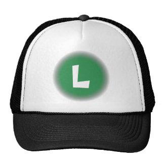 Big L Mesh Hats