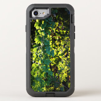 Big Leafy Vines OtterBox Defender iPhone 7 Case