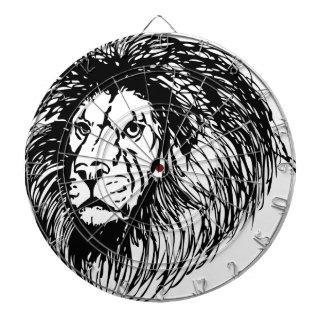 Big Lion Dartboard