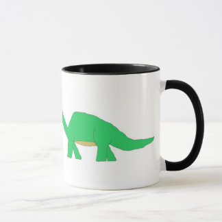 Big & Little Dinosaurs mug