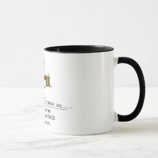 big logo, Dehner Man - 1, 3614 Martha StreetOma... Mug