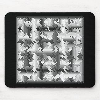 Big Maze Mouse Pad
