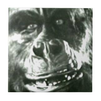 Big Monkey Face Tile
