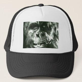 Big Monkey Face Trucker Hat