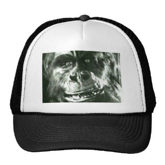 Big Monkey Face Trucker Hat