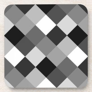 Big Monotone Blocks Coaster
