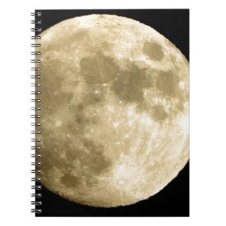 big moon notebook