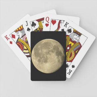 Big Moon Playing Cards
