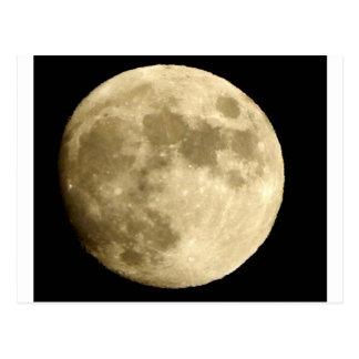 big moon postcard