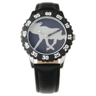 Big moose wrist watches