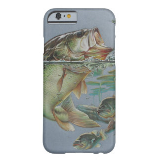 Big Mouth Bass Barely There iPhone 6 Case