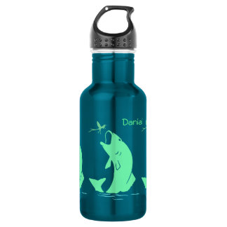 Big Mouth Bass Fishing 532 Ml Water Bottle