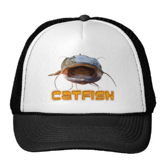 Big Mouth Fishing Trucker Hat