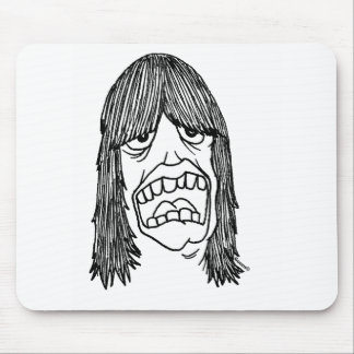 Big Mouth Goon Mouse Pad