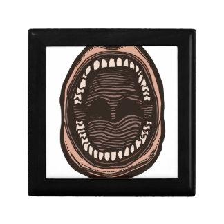 Big Mouth Jewelry Box