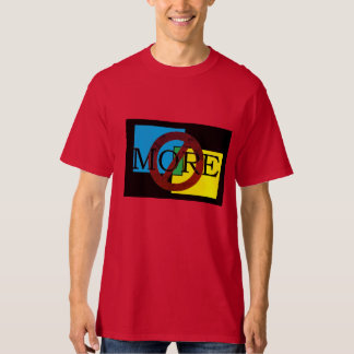 big 'n tall no more tee by DAL