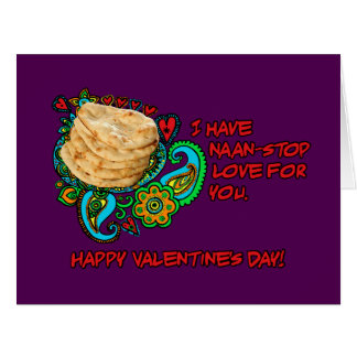 BIG Naan-Stop Lovin'! Card