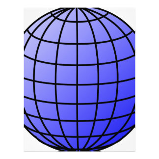 Big Network Globe Letterhead