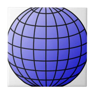 Big Network Globe Tile