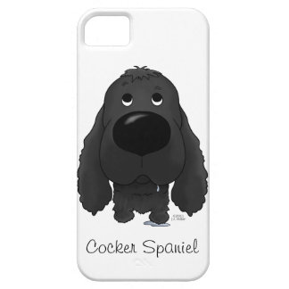 Big Nose Cocker Spaniel iPhone 5 Covers