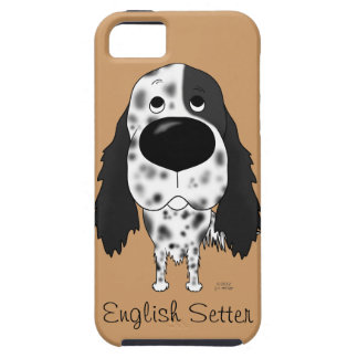Big Nose English Setter iPhone 5 Case