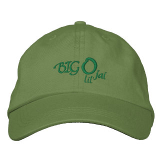 Big O lil' jai Embroidered Hat