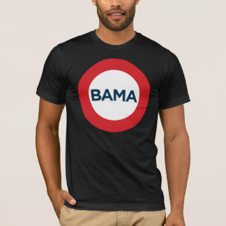 Big Obama Tee - Red, White & Blue