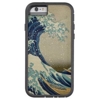 Big Ocean Wave Beige Phone Case Tough Xtreme iPhone 6 Case