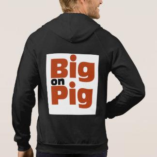 Big on Pig Hoodie