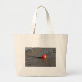 Big Orange Float Canvas Bags