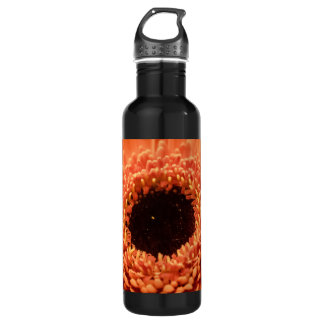 Big Orange Gerbera Daisy 710 Ml Water Bottle