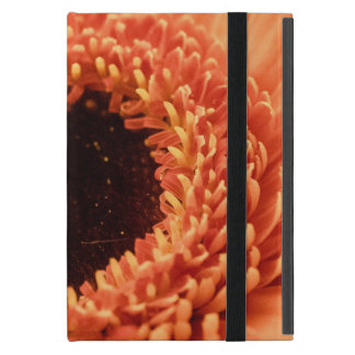 Big Orange Gerbera Daisy iPad Mini Case
