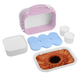 Big Orange Gerbera Daisy Lunch Box