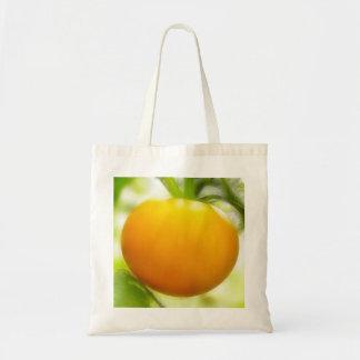 Big Orange Heirloom Tomato Tote Bag