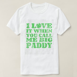 Big Paddy DS T-Shirt