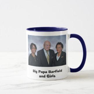 Big Papa Barfield and Girls Mug