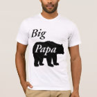 Big Papa Bear | Mini Brothers Family T-Shirt