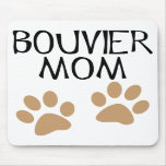 Big Paws Bouvier Mom Mouse Pad