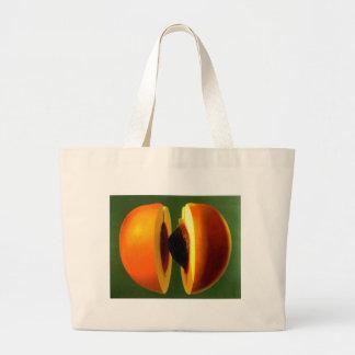 big peach bag